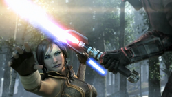 Jedi vs Malgus