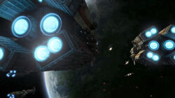 Republic versterkingen arriveren op Alderaan