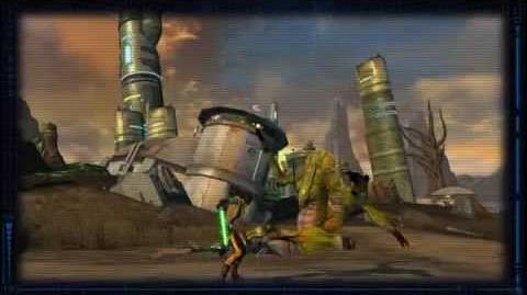SWTOR Jedi Consular - Force Smash