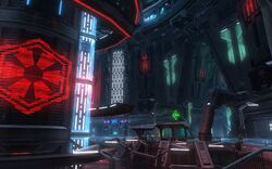 Vaiken Spacedock (interior)