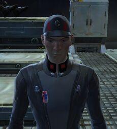 Captain Pandorr