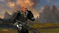 Een Imperial Agent