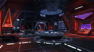 Fury-class Imperial Interceptor van binnen