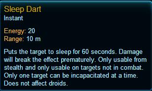 Sleep Dart