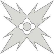 Dark side symbol