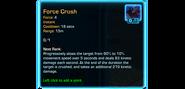Force Crush