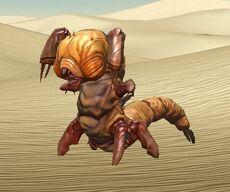 Ancient Sand Worm