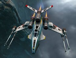 FT-6 Pike fighter