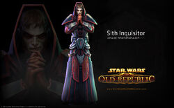 Sith Inquisitor wallpaper