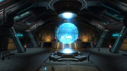 Taris Imperial Orbital Station