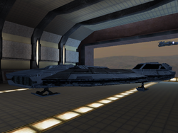 KotOR 2 G-type shuttle shot (0)