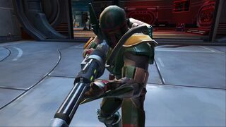 Mandalorian Tech Commando