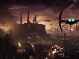 Sacking of Coruscant
