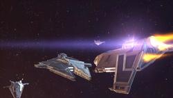 Guild Flagship shot