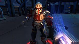 Mandalorian Fire Commando