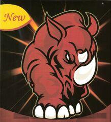 Fusion Red Rhino