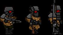 Imperialis Militaris - Common Soldiers
