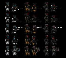 Ankania's guardsmen