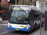 Volvo B10BLE Custom, Route 207