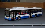 Volvo B10BLE Custom Coaches model