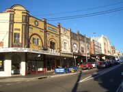 Haberfield Shops