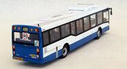 Volvo B10BLE Custom scale model