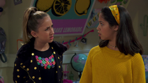 S2E4 Sydney and Olive having a conversation