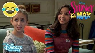 Sydney To The Max SNEAK PEEK Message Received... Disney Channel UK