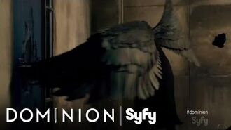 "DOMINION (Clips) Time's Running Out from ""A Bitter Truth"" Syfy"