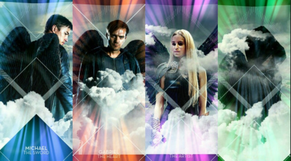 Archangels syfy dominion wiki fandom powered by wikia - Arika dominion ...
