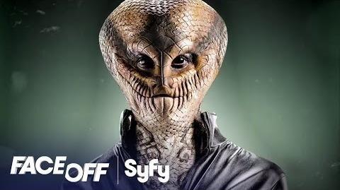 "S07E08 - morph recap - ""Serpent Soldiers"""