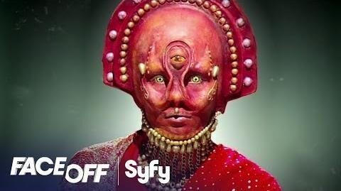 """S07E03 - morph recap - """"Ancient Aliens"""""""