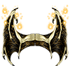 Wingsdragon stalkers wings golden