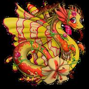 Tiger Lily Aeridini - Spring Festival 2014