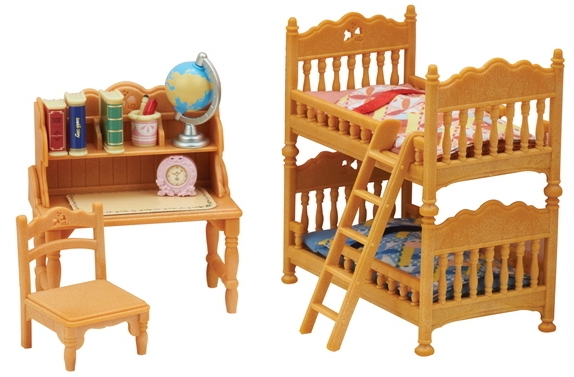 Children\'s Bedroom Set | Sylvanian Families Wiki | FANDOM ...