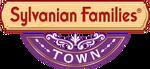 Sylvanian Town Series Logo