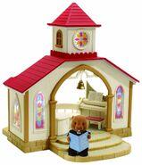Wedding Chapel with Vicar