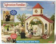 Wedding Chapel with Vicar box