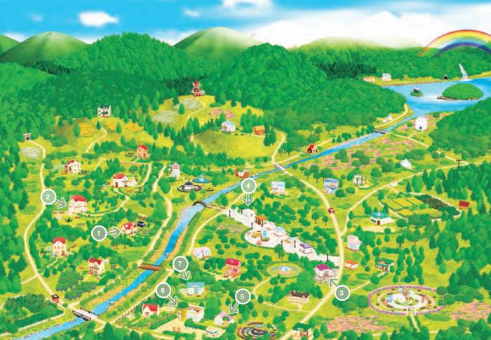 Sylvanian Village (2018)