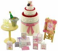 Wedding Cake & Accessories
