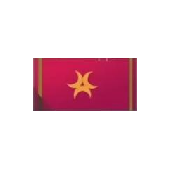 The Kingdom Flag as seen at the Awards Ceremony