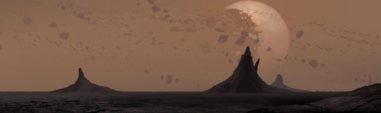image destroyed galaluna landscape in shaman of fear png sym