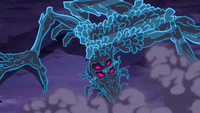 Phantom Chameleon Monster in The Ballad of Scary Mary 01