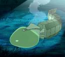 Muculox's ship