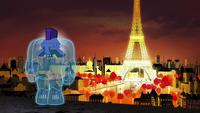 Octus looking at Paris in I Am Octus