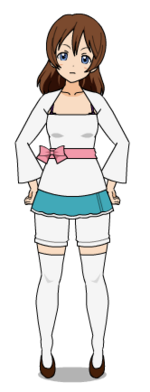 Hikari Tamashi(Kisekae)