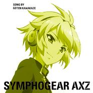 Goten Kawakaze Character Song AXZ