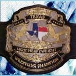 31e902c0 texas light heavyweight belt
