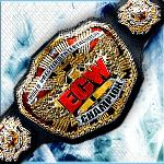 Ecw championship belt