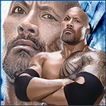 The rock by xnitroz